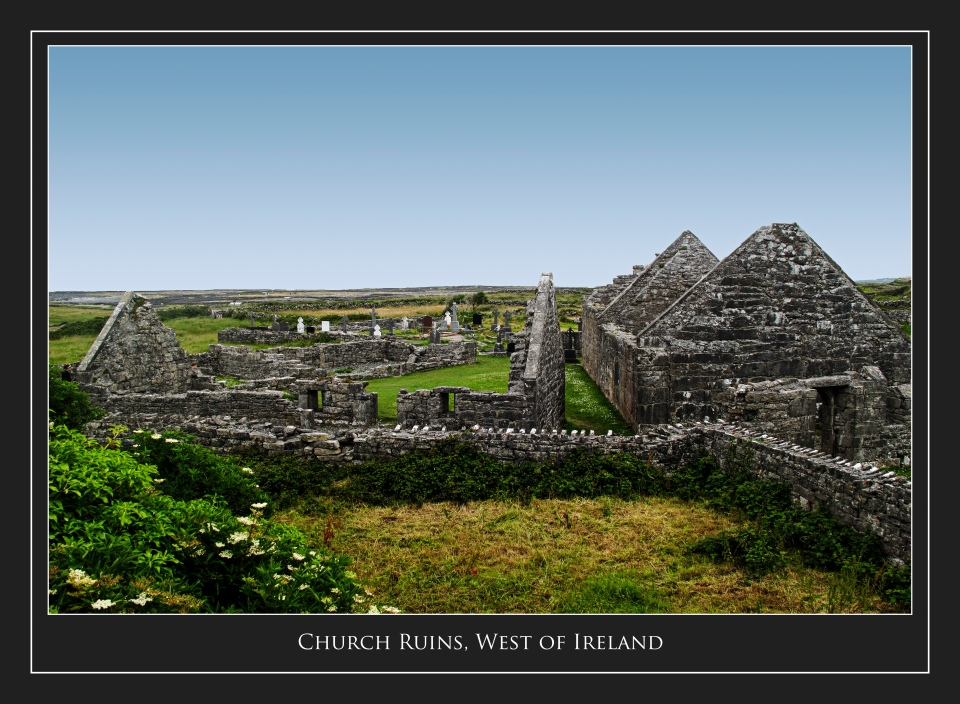 Church Ruins, West of Ireland