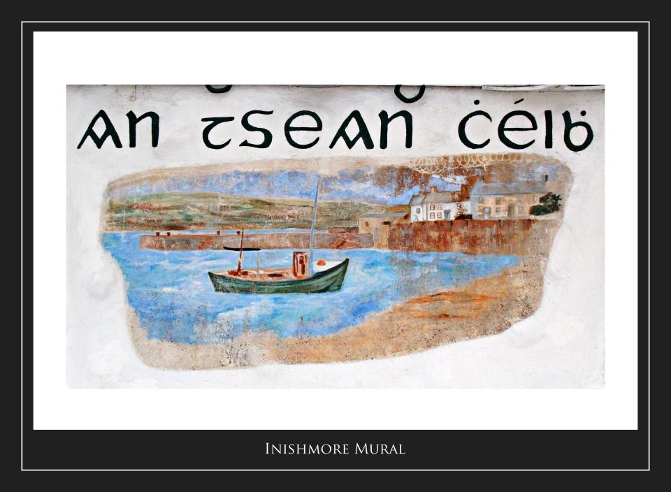 Inishmore Mural