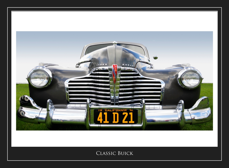 Classic Buick New Version