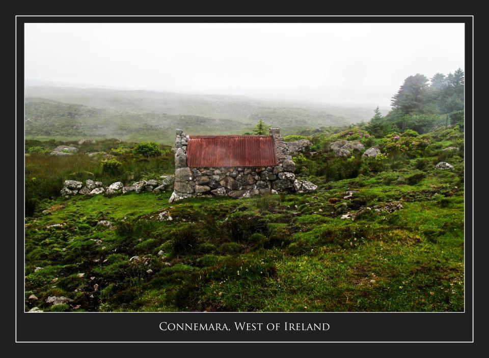 Connemara Mountain View