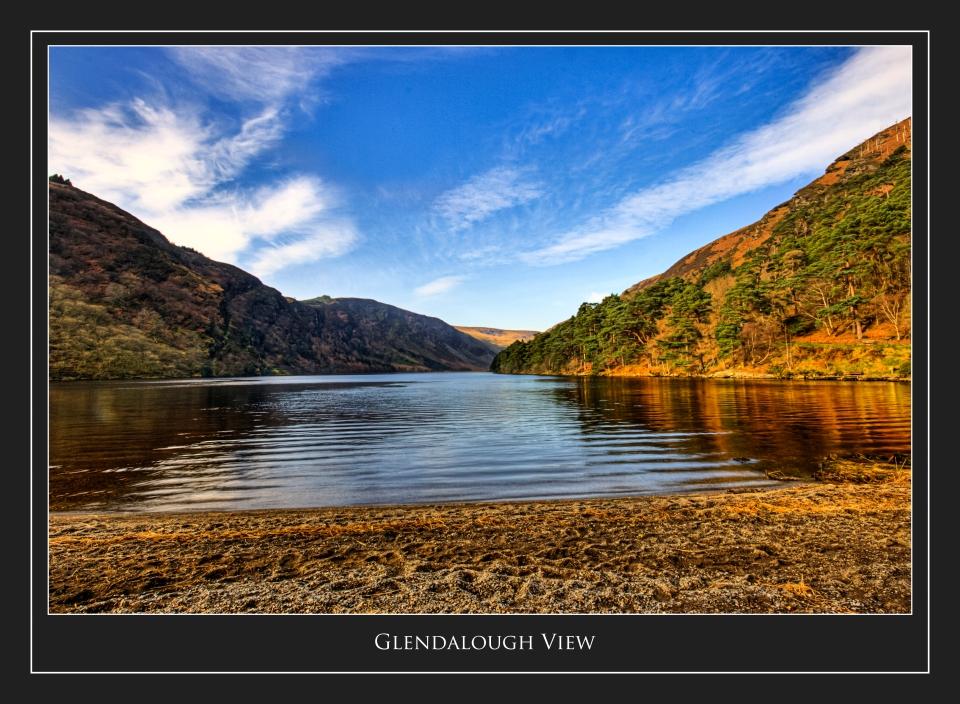 Glendalough View