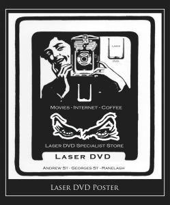 Laser DVD